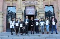 Cinco doctorandas y dos doctorandos ganan los premios del VII Congreso de Investigadores en Formación en la UCO